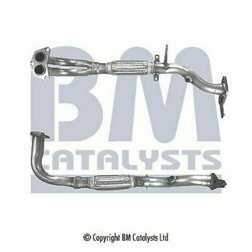 Bm BM70540 Auspuff Vorne