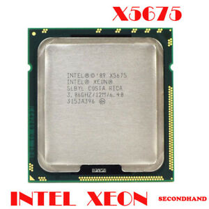 Used-CPU-OLD-Intel-Xeon-X5675-3-06GHz-12M-Cache-Hex-6-Core-Processor-LGA1366-Lot
