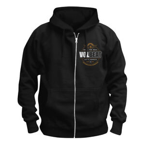 VOLBEAT-Victorious-Kapuzenjacke-zipped-hoodie