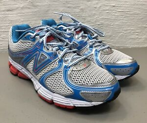 New-Balance-580-V4-11-Wide-11D-Womens-Shoes-Running-W580WP4-White-Blue