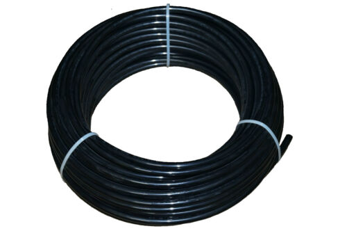Manguera de aire a presión tecalan pa-tubo manguera de poliamida negro 22//18 100m