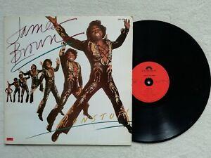 "LP 33T JAMES BROWN ""Nonstop"" POLYDOR 2391 509 FRANCE 1981 VG++ /"