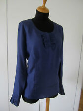 Alba Moda italienische Designermode neu Bluse Gr. 38 100 % Seide NP 119€