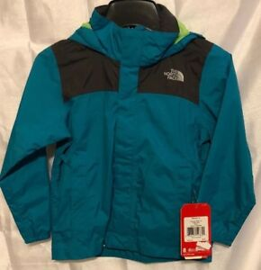Authentic The North Face Boy's Resolve Reflective Jacket