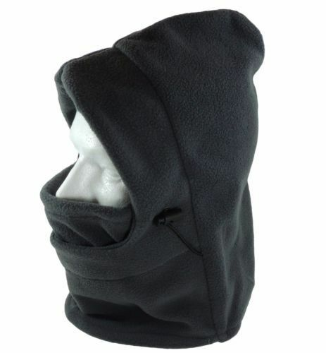 Men Winter Fleece Hat Trooper Snow Ski Neck Face Mask Hood Cap Warm and cold