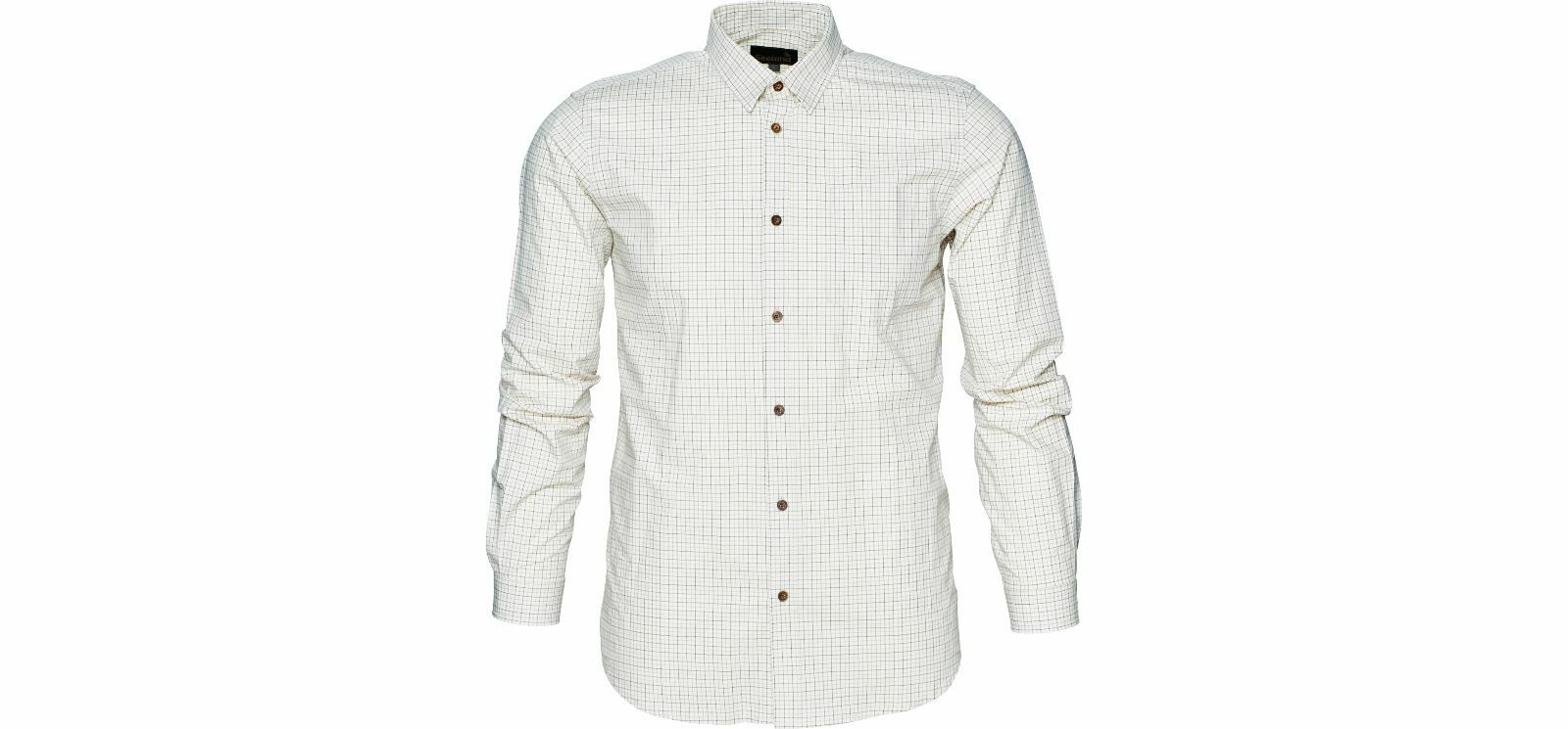 Seeland Colin Camisa - Bitter Chocolate Cuadros - Hombres