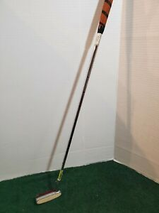 Wilson T7 Tour Accuracy Right Hand Mallet Style Putter Steel Shaft Face Insert