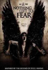 Nothing Left to Fear (DVD, 2013) NEW