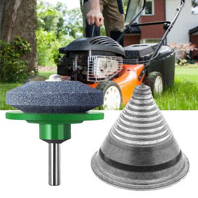 New Lawn//Garden Tractor//Mower Blade Sharpener /& Balancer.Sharpen ourdoor  tools