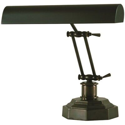 House of Troy Mahogany Bronze Piano Desk Lamp P14-203-81 ...