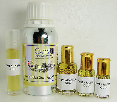 ARABIAN OUD Concentrated Perfume Oil Alcohol Free Attar Itr by SURRATI Perfumes