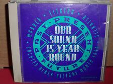 Warner Elektra Atlantic Black History Month PROMO CD 1994 Company DAS EFX Intro