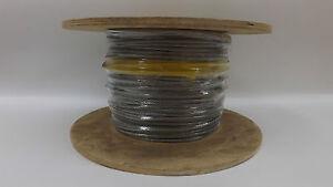 Materiales de bricolaje Alambre de Acero Galvanizado 1.5mm X 50m 7x7 Cable de elevación de tensión strainnin Cuerda De Metal Casa, jardín y bricolaje