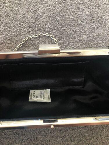 Tamar handbag purse Fashions With Clutch New Black RhinestonesTf120 SpMVGzUq