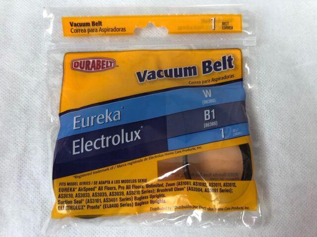 Electrolux 3M Eureka Style W Belt Pkg