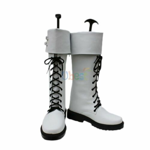 DMMD Dramatical Murder Clear Cosplay Shoes Boots