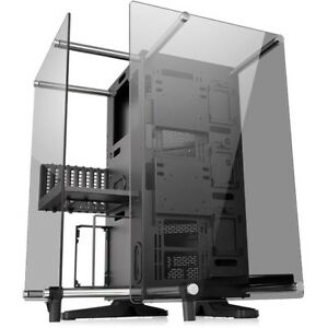 Image result for Thermaltake Core P90 Tempered Glass Edition Mid-Tower Chassis CA1J8-00M1WN-00