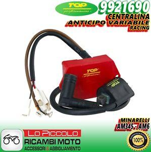 9921690 CENTRALINA TOP ROSSA ANTICIPO VARIABILE HM CRE SIX BAIA DERAPAGE 50 2T