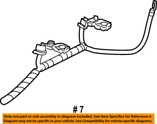 mopar oem 4801329ad engine control module wiring harness wire rh ebay com
