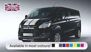 Viper-Stripes-to-fit-Transit-Custom-Bonnet-High-Quality-Viper-Style-Stripes