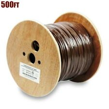 500ft 183 Unshielded Cmr Heating Air Conditioning Hvac Ac Thermostat Wire Cable