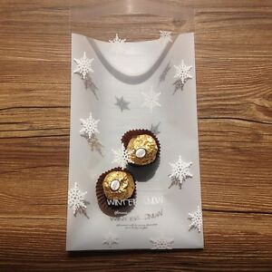 Snowflake Christmas Gift Bags In Bulk Mount Mercy University