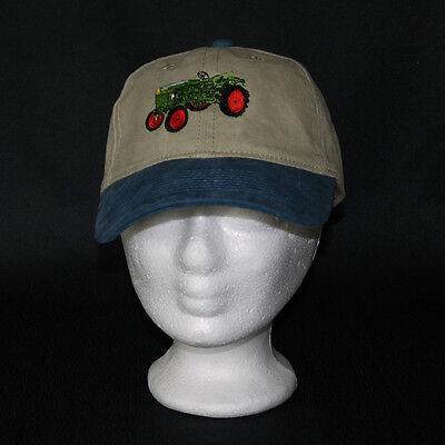 """Cap Kappe//Schirmmütze /""""Deutz/"""" Traktor; mit individuellem Namenstick möglich"""