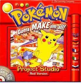 POKEMON Gotta Make Em All ! - PROJECT STUDIO RED NEW