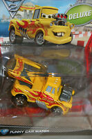 Disney Pixar Cars 2 funny Car Mater In Package, Ship Worldwide