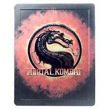 MORTAL KOMBAT + STEELBOOK PS3
