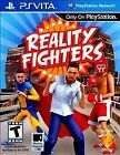 Reality Fighters (Sony PlayStation Vita, 2012)