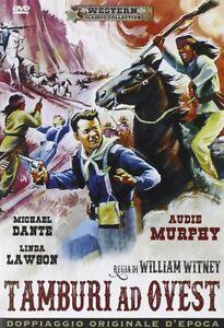 Tamburi Ad Ovest (1964) DVD *NUOVO* A&R PRODUCTIONS