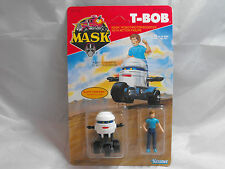 M.A.S.K. ACTION FIGURE T-BOB CARDED, MOC
