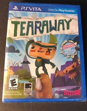 Tearaway (Sony PlayStation Vita, 2013)