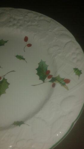 "Mikasa /""Seasons Holly English Countryside/"" Dinner Plate"
