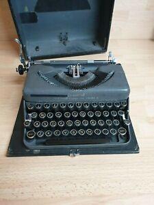 Imperial-Good-Companion-First-Model-Model-1-1930-039-s-Typewriter-EK188-Matt-Black
