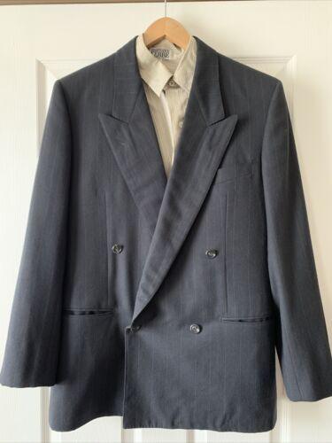 """Authentic Gianfranco Ferre Men""""s Suit W/Pants & Sh"""
