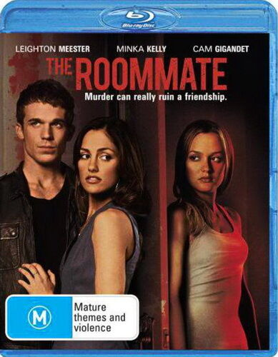 1 of 1 - The Roommate - Drama / Thriller -  NEW Bluray