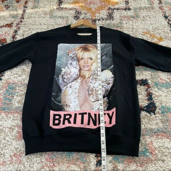 Britney Spears Collection pullover sweatshirt, wo… - image 5