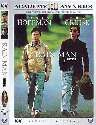Rain Man 1988 Dustin Hoffman Tom Cruise Dvd New Fast Shipping 8809102337814 Ebay