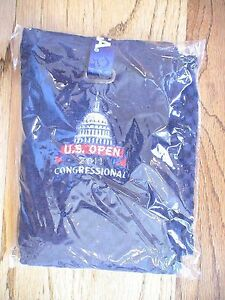 2011 Usa Etats-unis U.s. Open Putter Drapeau Serviette Rory Mcilroy Neuf Rare Congressional Pga-afficher Le Titre D'origine