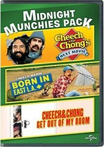 Cheech-and-Chong-039-s-Next-Movie-Born-in-East-L-A-Get-Out-of-My-Room-DVD-NEW