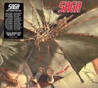 Trust [CD/DVD] [Limited] by Saga (CD, May-2006, 2 Discs, Inside Out Music)