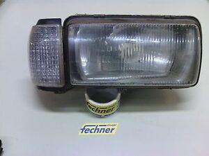 Scheinwerfer-R-Audi-100-43-C2-1980-Hella-H4-rechts-Headlight-Hauptscheinwerfer