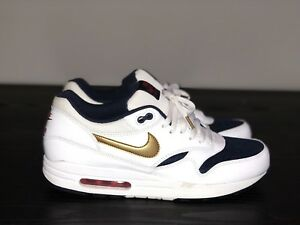 on sale d4972 eb23a Image is loading Nike-Air-Max-1-Essential-Sz-12-USA-