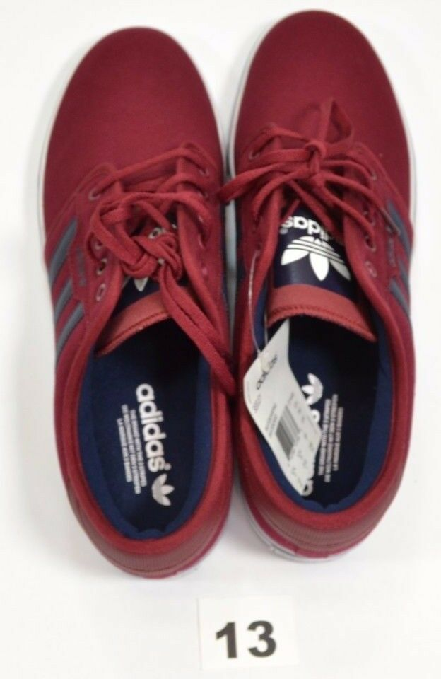 adidas seeley kardinal college (marine) schuhe (242) männer, schuhe (marine) ee4a74