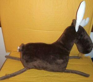 NWT Kohls Cares The Moose Belongs To Me Plush Moose Stuffed Animal Oliver Jeffer