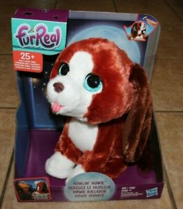 FurReal Friends Howlin Howie Interactive Pet Dog