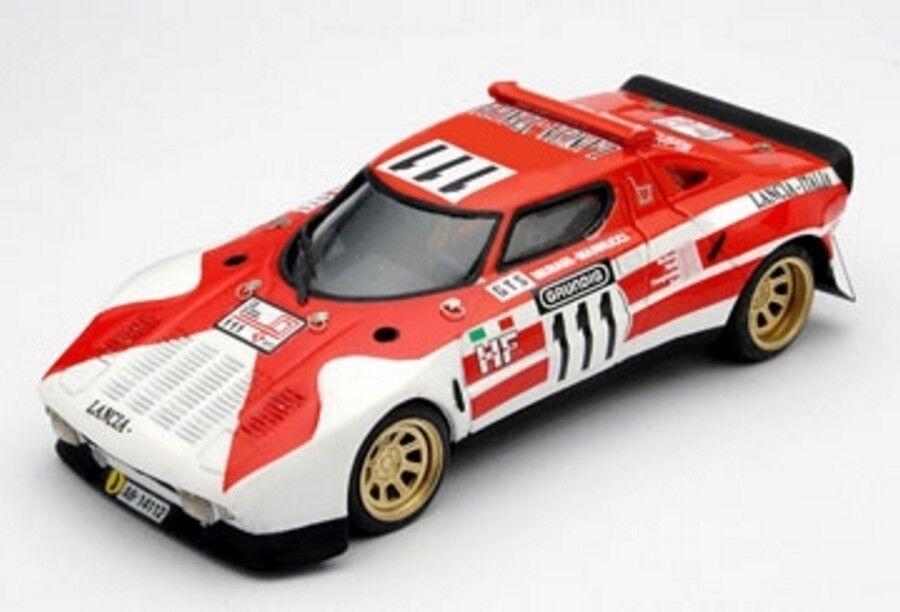 +kit Lancia Stratos Tour de France 1973 - Arena Models kit 1 43
