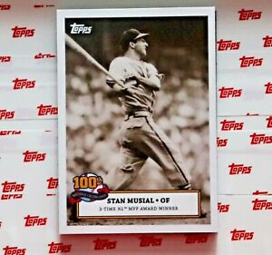 2020-TOPPS-ST-LOUIS-CARDINALS-STAN-MUSIAL-100th-BIRTHDAY-CELEBRATION-CARD-2